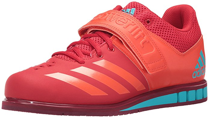 Adidas Powerlift 3.1 in Red
