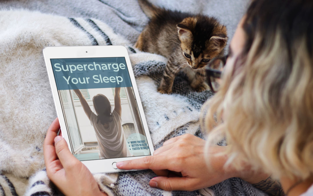 Supercharge Your Sleep [Download]